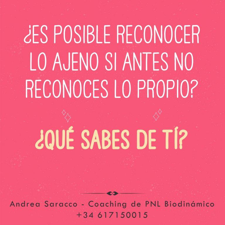 Frase de reflexión. Coaching de PNL.